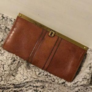 Fossil Clutch/Wallet